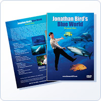 Jonathan Bird&#8217;s Blue World: Season 1 DVD