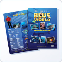 Jonathan Birds Blue World: Season 3 DVD