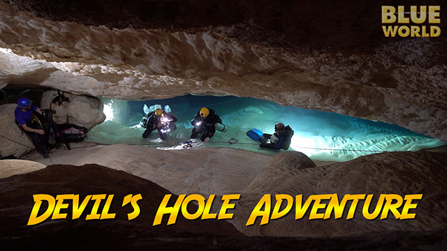 Latest Webisode: Devil's Hole Adventure