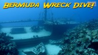 Diving the Hermes Wreck in Bermuda