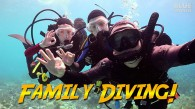 Family Diving in Bonaire