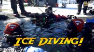 Ice Diving in New Hampshire