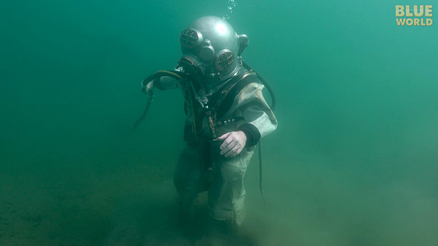 Latest Webisode: Helmet Diving